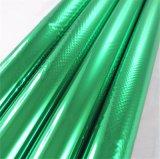Rolle der Folien-0.64m*120mgold für Gewebe-heiße stempelnde Folie