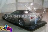 Riparo portatile del garage della bolla dell'automobile