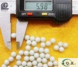 Bolas de nylon de la precisión 2.381m m 3.175m m 3.969m m para el rodamiento