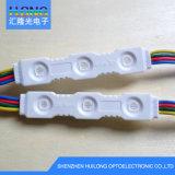 RGB LED Muticolor SMD5050 Módulo inyección Ce/RoHS IP65
