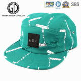 Casquillo popular del Snapback del campista del sombrero fresco del diseño 2016 con la impresión