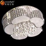 Kristalldecken-Lampen-dekorative Blumen-Form-Decken-Lampen für Hotel /Home Om55103