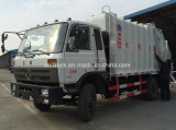 Dongfeng 10ton 12ton 압축 패물 쓰레기 트럭