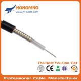 Halb steifes Koaxialkabel des HF-Kabel-Rg402