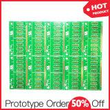 Placa de circuito impreso de encargo con RoHS, UL