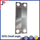 Tranter Gx51 Platte für Platten-Wärmetauscher durch Ss304/Ss316L ersetzen, das in China hergestellt wird
