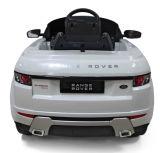 Les gosses ont autorisé la conduite sur le véhicule Range Rover