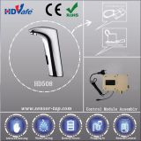 Colpetti automatici del sensore del bacino del rubinetto della cucina di disegno commerciale degli accessori della toletta di RoHS del Ce