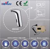 Factory Hotel Acessórios de cozinha torneira de água automática do sensor de bacia hidrográfica torneiras com bom preço