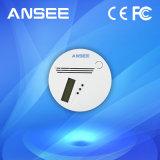 Détecteur de monoxyde de carbone sans fil alimenté par batterie