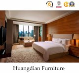 現代シンプルな設計リゾートの寝室の家具(HD612)