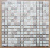 Mosaico azul para el azulejo de la piscina