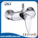 Chrome Deck Mounted Bath Bidet Mixer Lavabo Robinet Bidet en laiton