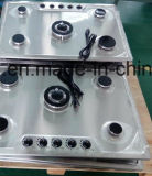 Fresa domestica livellata del gas della cucina del comitato GPL dell'acciaio inossidabile 201 (JZS4501)