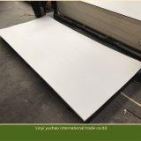 Contre-plaqué reconditionné blanc de face de placage de pente de meubles