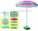 Parasol Rainbow Flower, parapluie de plage, parapluie extérieur