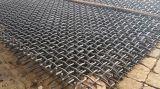 鉱山のための最上質のステンレス鋼のひだを付けられた金網