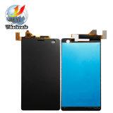 A qualidade original do LCD do telefone celular para Sony Xperia C4 Duplo SIM E5363 Tela sensível ao toque do visor LCD Preto