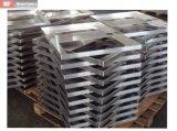 De aangepaste Delen van het Aluminium van het Staal Metaal Geanodiseerde