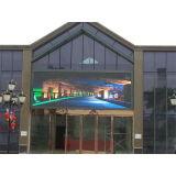 Tabellone per le affissioni pieno esterno di colore P10 video LED SMD