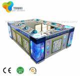 La macchina a gettoni del gioco della galleria del video gioco del cacciatore lussuoso dei pesci