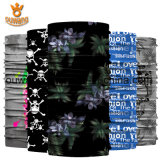 Fashion Hot Sale Cheap Tube en microfibre exécutant Bandana impression personnalisée