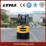 Ltma chinois chariot élévateur d'essence de 2.5 tonnes avec la boîte de vitesses hydraulique