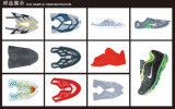 Alibabaは機械を中国製浮彫りにするワーク・ステーションのAdidasの二重上部の靴を推薦する