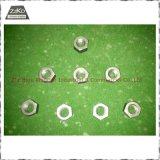 Ordinateur de poche Tungsten Nail-Pure Tungsten partie/écrous des boulons de tungstène/ Tungstène