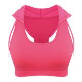 Trägershirt-bodybuildendes Eignung-Hemd der Korsett-Gymnastik-Sport-Weste-Frauen