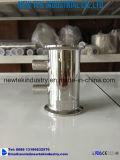 Triclamp sanitarias colector de tubos de acero inoxidable con adaptadores de BSP