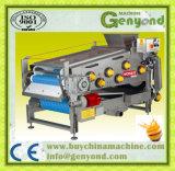 Prensa de cinto industrial para processamento de frutas e vegetais