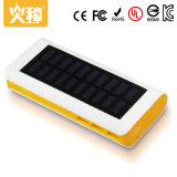 Bewegliche Bank 10000mAh der Sonnenenergie-W-219 für Handy