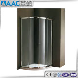 2017 divisórias de vidro de alumínio do chuveiro da luminosidade nova do produto/frame do cerco chuveiro da corrediça