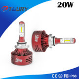 25W Power H1 H4 H7 9006 Faróis LED Headlight Bulb