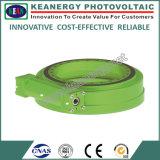 ISO9001/Ce/SGS Herumdrehenlaufwerk-Nut-SolarStromnetz