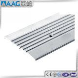 La alta calidad anodiza servicio que trabaja a máquina del CNC del aluminio del disipador de calor