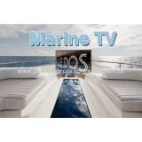 32 Mariene TV van de Weerstand van de Erosie van de duim Zoute met de Kabel van gelijkstroom aan boord van het Gebruiken, Geen Grens voor Land