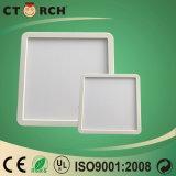 Ctorch 새로운 디자인 LED 가벼운 정연한 위원회 플라스틱 170-240V 6W