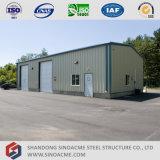 Sinoacmeは鉄骨フレームの記憶の家を組立て式に作った