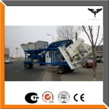 Оборудование конкретного смесителя машинного оборудования конструкции передвижное