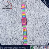 Relógio de Digitas novo personalizado do projeto para a promoção
