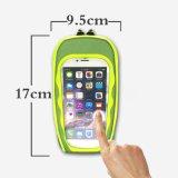 Sacchetto registrabile della manopola di sport del sacchetto del sacchetto del telefono di Armbag degli accessori del telefono