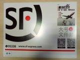 Los altos bolsos de la calidad del nuevo diseño del regalo del papel de embalaje para la ropa