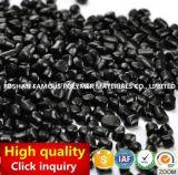 Рециркулированные высокое качество и высокая концентрация и чернота углерода Masterbatch девственницы для пленки, пластичного продукта