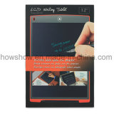 Tablette d'écriture d'affichage à cristaux liquides de Howshow 12inch pour la note et le bureau de famille