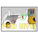 Ricevente del laser del rivelatore del laser per il laser rotativo (SRD-100)