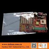 Flache Kunststoffgehäuse-statische Antibeutel für Elektronik
