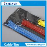 工場価格の頑丈のための耐熱性ナイロンプラスチックジッパーのタイ