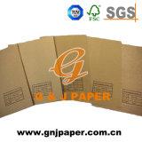 Papel Kraft de saco de alta qualidade em folha
